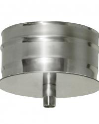 Конденсатосборник, Ø200, нерж. сталь AISI 321, толщина 1 мм